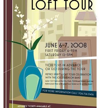 Downtown Loft Tour ·a sneak peek