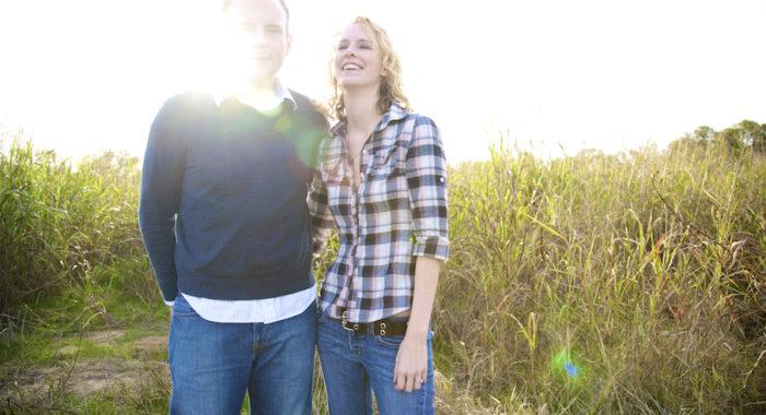 engaged - adam & rebecca