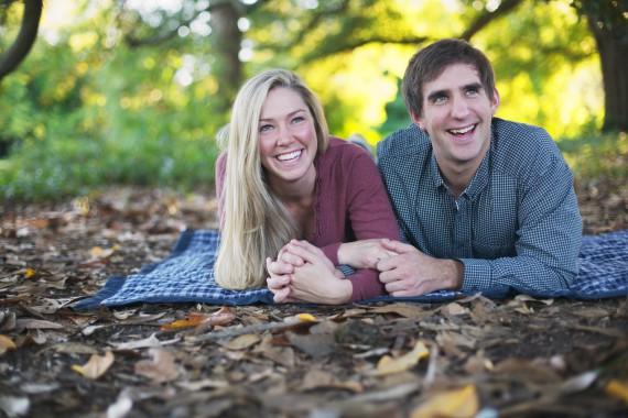 Brie & David's Engagement