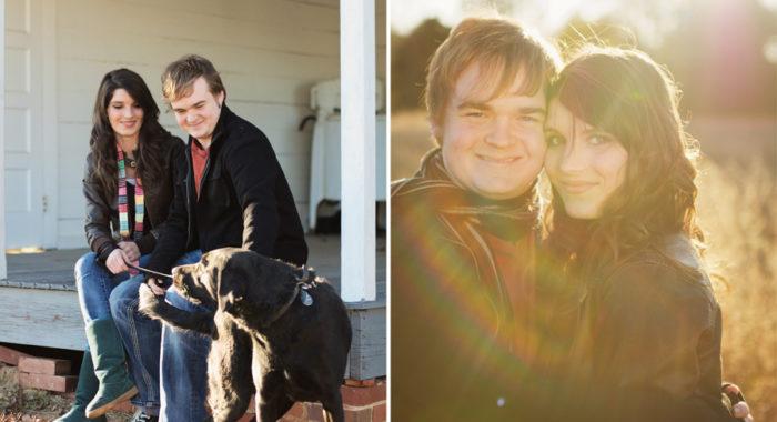 Shannon & Madison's Engagement