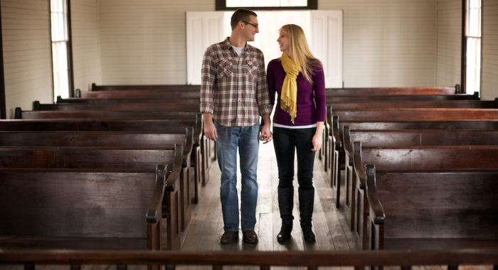 Katie & Chris' Engagement