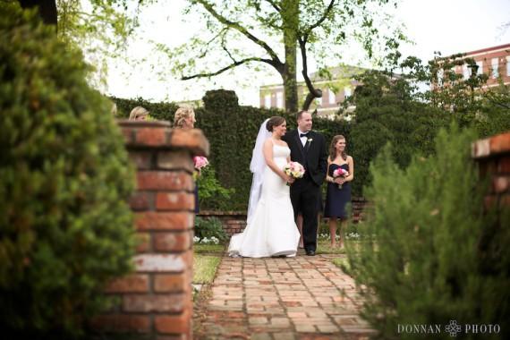 Reid Memorial Wedding