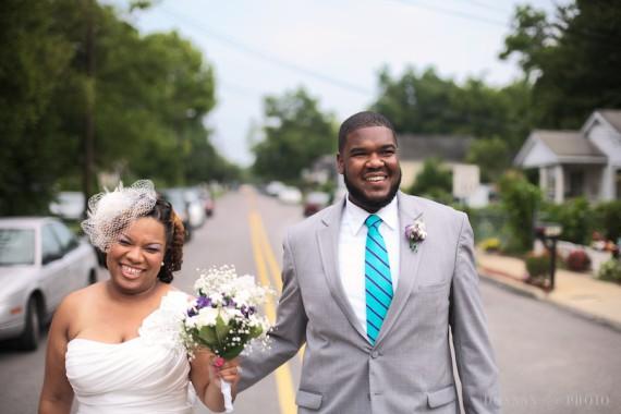 ShaRon & Melvin's Augusta Wedding
