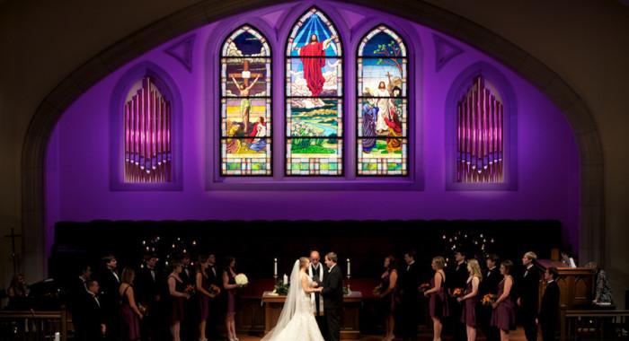 Andrea & Clay's Augusta Wedding