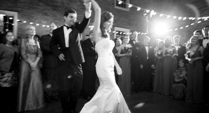 Lindsey <em>&</em> Evan's Old Medical College Wedding