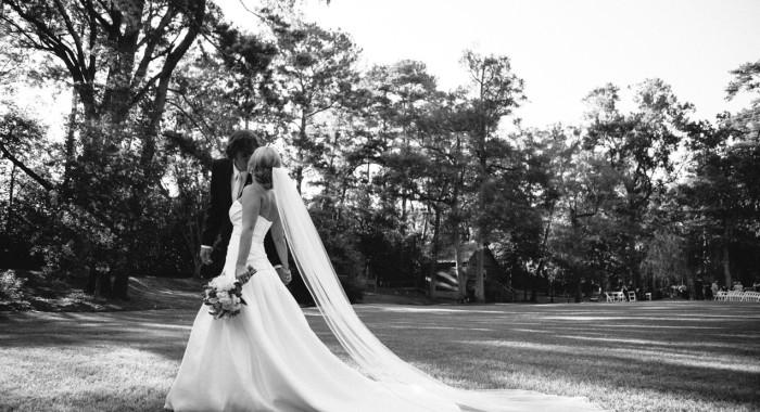 Nicole <em>&</em> Matthew's Living History Park Wedding
