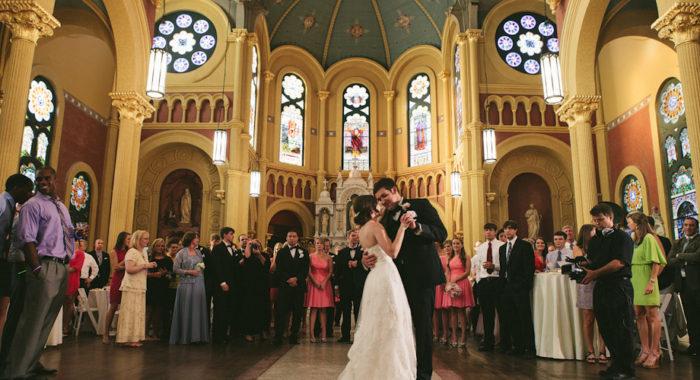 Lindsay <em>&</em> Kyle's Augusta Wedding