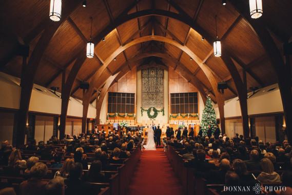 Megan <em>&</em> Charlie's Christmas Wedding