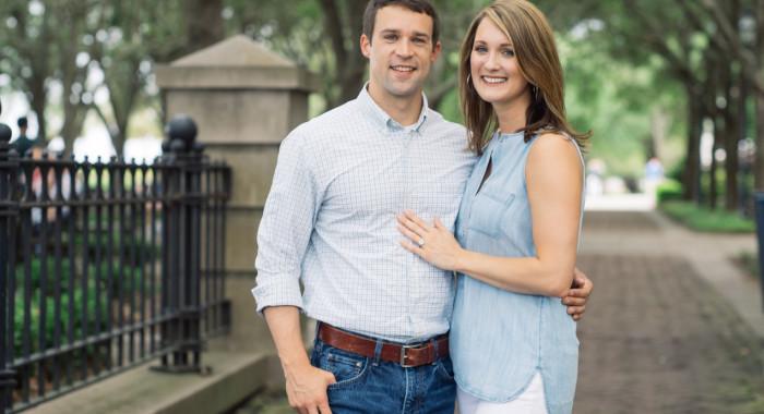 Elaine & Turner · Charleston Engagement