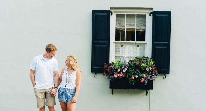 Holli & Robert · Charleston Engagement