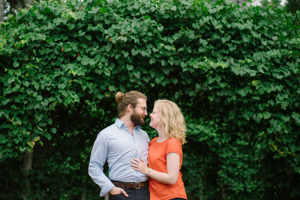Birmingham, AL Botanical Gardens Engagement Session with the Leica M240 and Sony A7ii