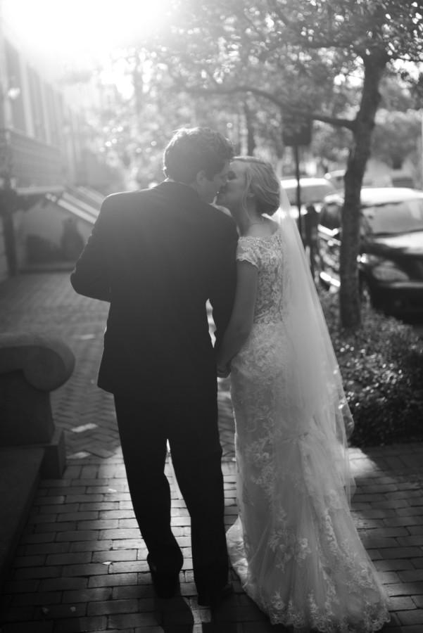 Independent Presbyterian Church Wedding in Savannah GA