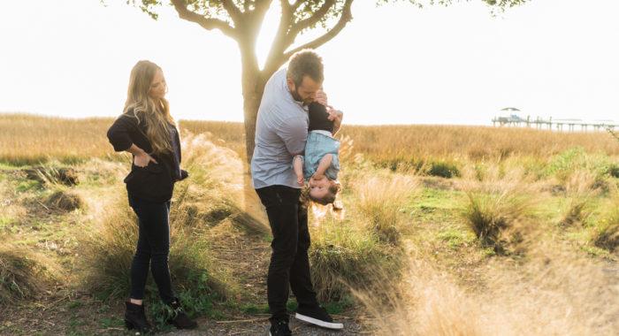Kate & Alex · Family Pictures · Charleston, SC