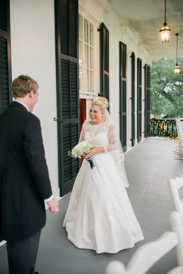 Nottaway Plantation Wedding New Years Eve