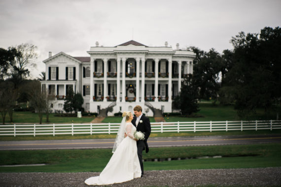 Holli & Robert · Nottoway Plantation Wedding