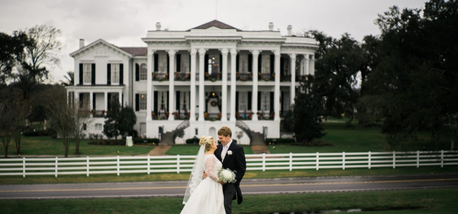 Holli & Robert · Nottoway Plantation Wedding