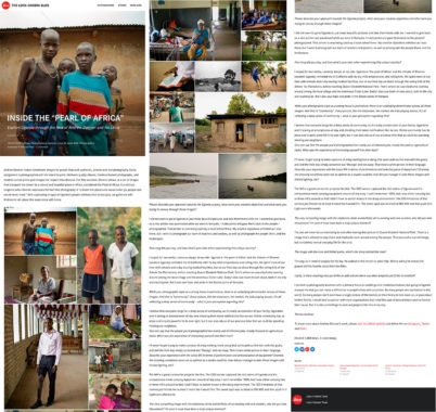 Featured by Leica: Inside the 'Pearl of Africa'